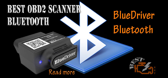 Best OBD2 scanner Bluetooth